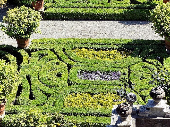 Дворец Борромео ( итал. Isola Bella - красивый остров ) 25666