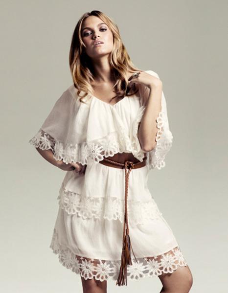 Также одним из направлений БОХО-стиля является стиль ЭКО БОХО...Девушка, одевающаяся в стиле бохо, при подборе наряда