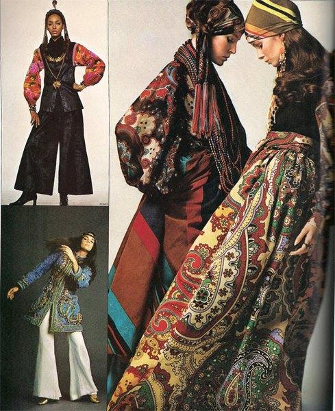 Подборка идей одежды в стиле бохо , бохо стиль.