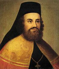 Илия (Минятий) (1669-1714) — богослов, дипломат, епископ Керники и Калаврита (тогда Османская империя, ныне Греция) (200x236, 26Kb)