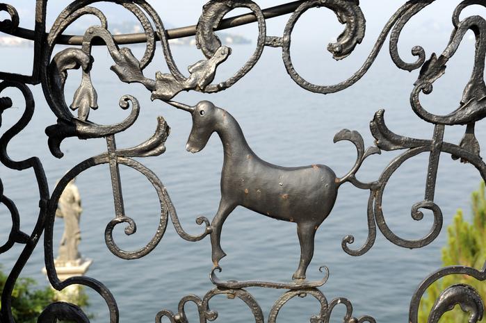 Дворец Борромео ( итал. Isola Bella - красивый остров ) 48371