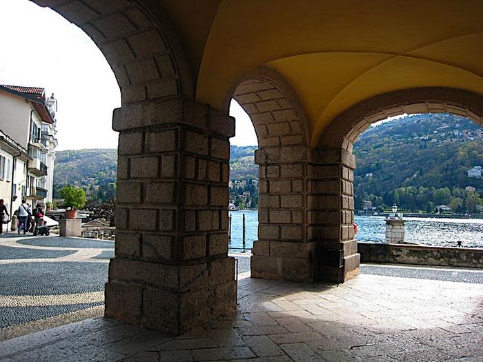 Дворец Борромео ( итал. Isola Bella - красивый остров ) 89071