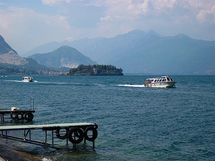 Дворец Борромео ( итал. Isola Bella - красивый остров ) 37812