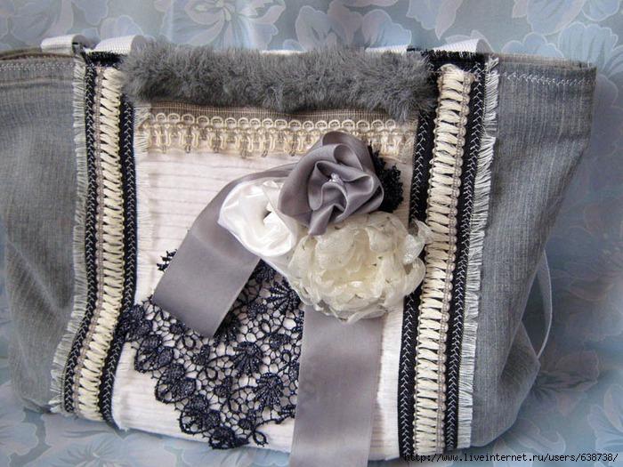 сумка, ручная работа, handmade, Shraddha  (700x525, 270Kb)