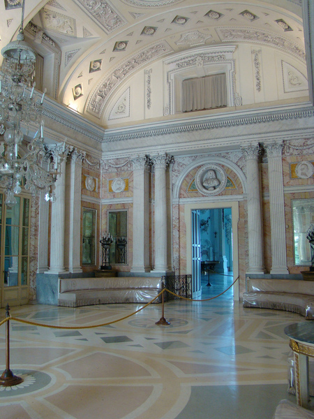 Дворец Борромео ( итал. Isola Bella - красивый остров ) 42478