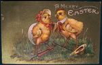 Превью Vintage Easter Postcards7 (500x320, 159Kb)