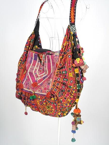 Bright Color Hippie BoHo Vintage Fabric Bag 1 (1) (450x600, 82Kb)