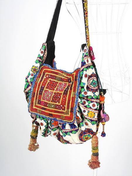Bright Color Hippie Boho Vintage Fabric Bag 3 (450x600, 79Kb)