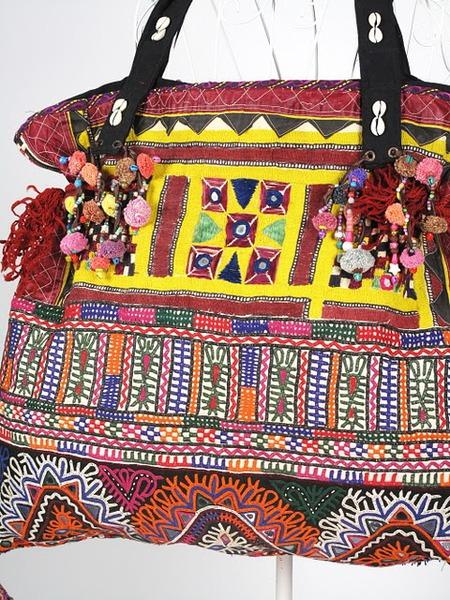 Bright Color Oversize Hippie Boho Vintage Fabric Bag 3 (450x600, 152Kb)