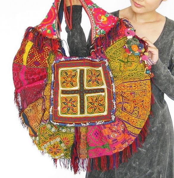 Gypsy Hippie Boho Vintage Textile 9 (585x600, 169Kb)