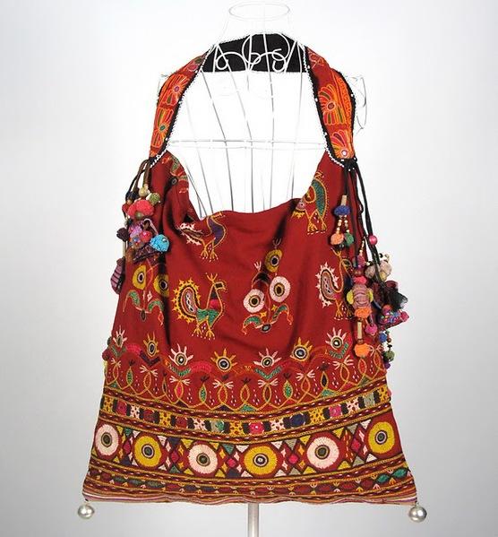 Red Oversize Hippie BOHO Bag 1 (556x600, 104Kb)