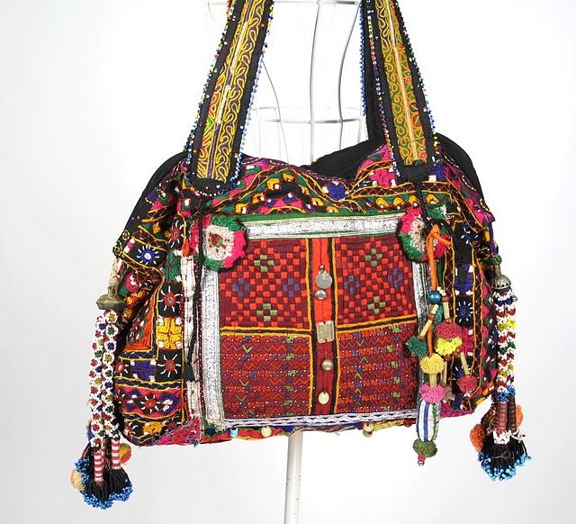 Tribal Vintage Fabric Hippie Boho Bag 1 (1) (640x582, 126Kb)