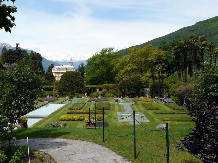Сады Виллы Таранто 55033