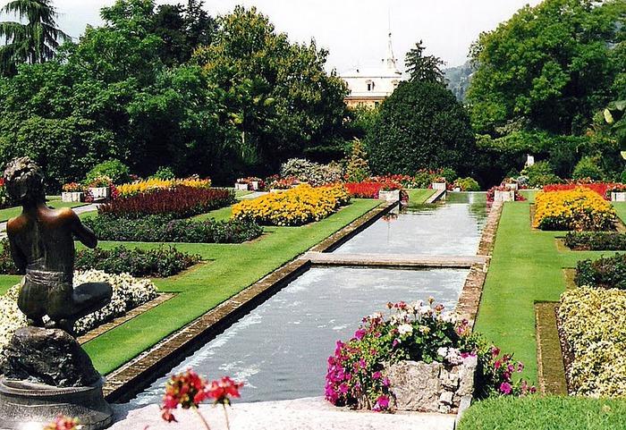 Сады Виллы Таранто 69710