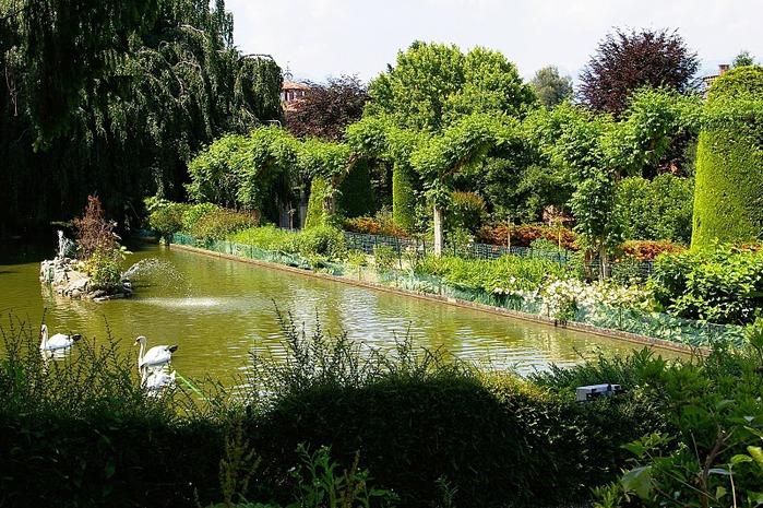 Сады Виллы Таранто 77168