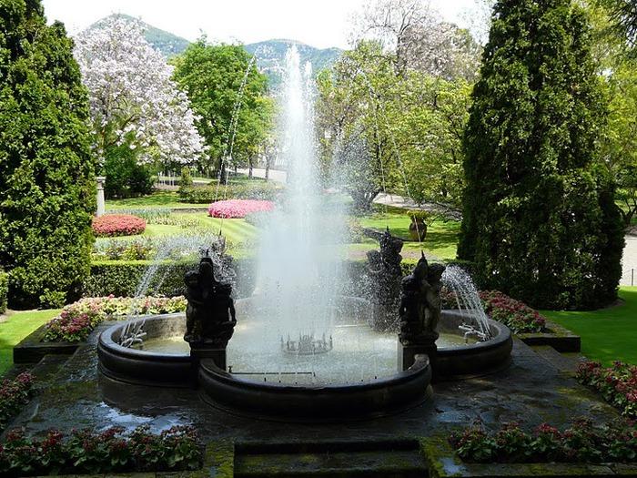 Сады Виллы Таранто 16841