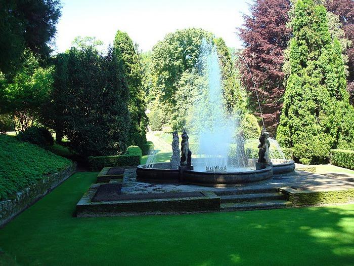 Сады Виллы Таранто 77490