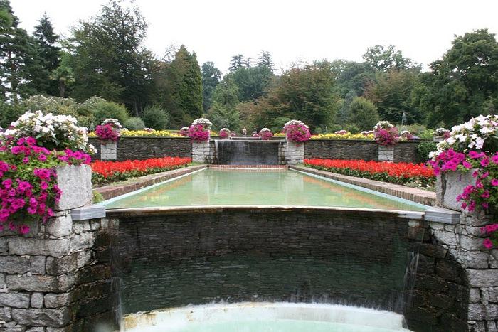 Сады Виллы Таранто 40623