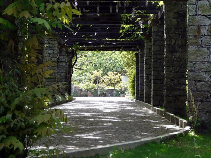 Сады Виллы Таранто 62504