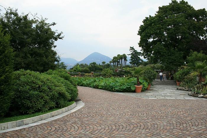 Сады Виллы Таранто 50618