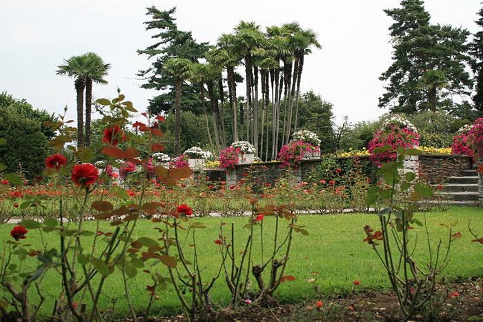 Сады Виллы Таранто 93404