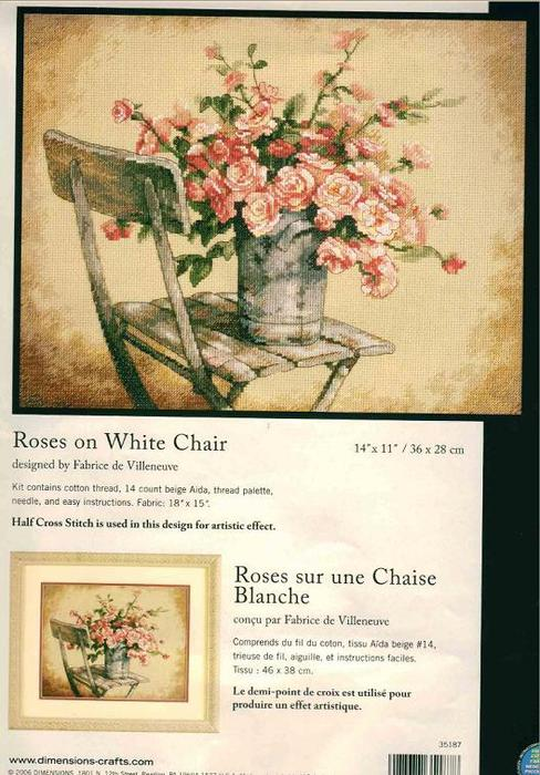 35187 Roses on White Chair (488x700, 74Kb)