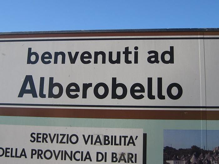 Альберобелло - Мировое достояние Человечества 60673