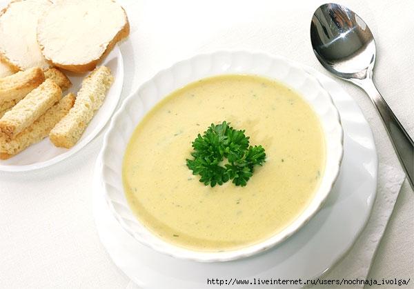 сырный суп (600x419, 122Kb)