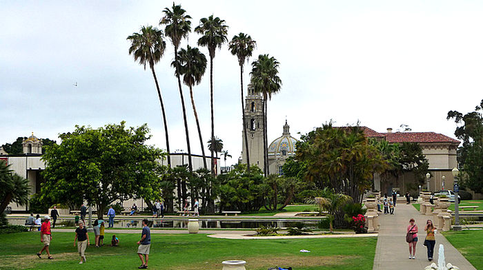 Balboa Park  Flickr - Photo Sharing! (700x392, 509Kb)