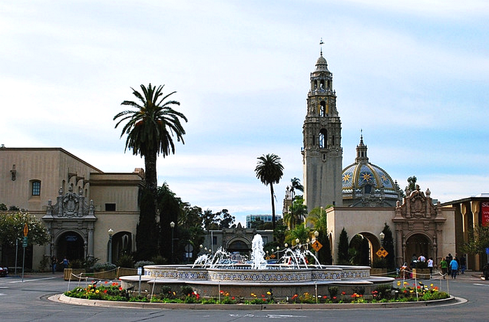 Balboa Park  Flickr - Photo Sharing! (700x462, 620Kb)
