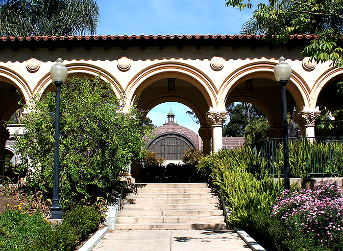 Beautiful Balboa Park  Flickr - Photo Sharing! (700x513, 803Kb)
