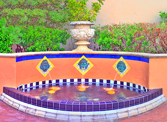 Colorful Fountain in Balboa Park - San Diego, California  Flickr - Photo Sharing! (700x512, 937Kb)