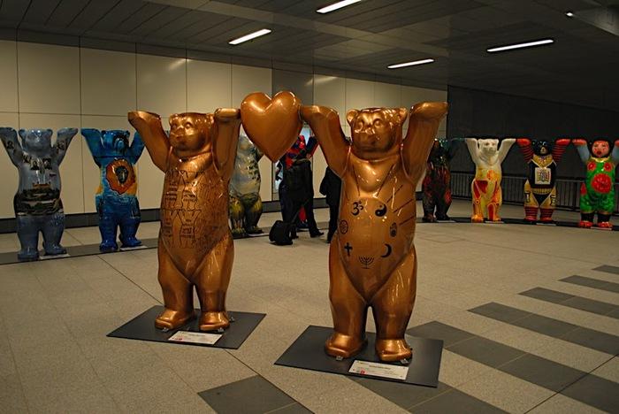 Выставка медведей в Берлине-2010 82759