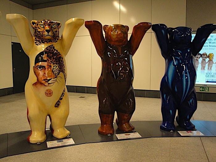 Выставка медведей в Берлине-2010 81756