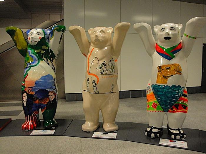 Выставка медведей в Берлине-2010 71004