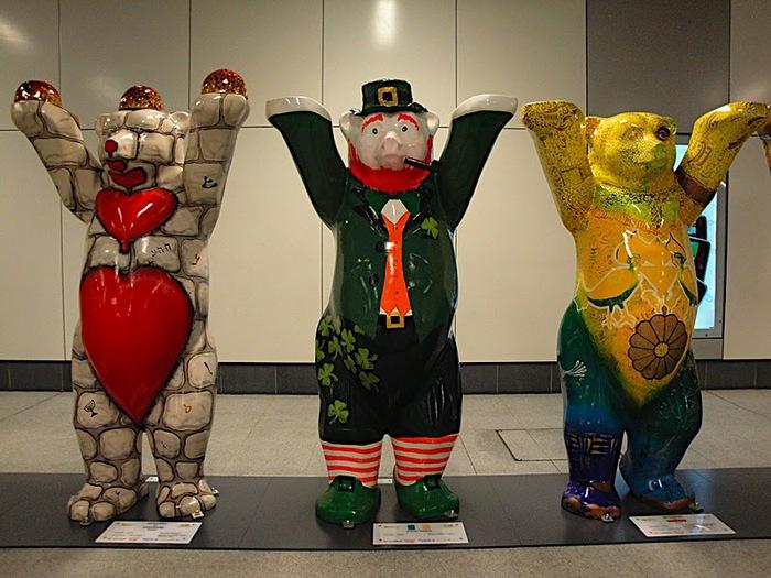 Выставка медведей в Берлине-2010 36179