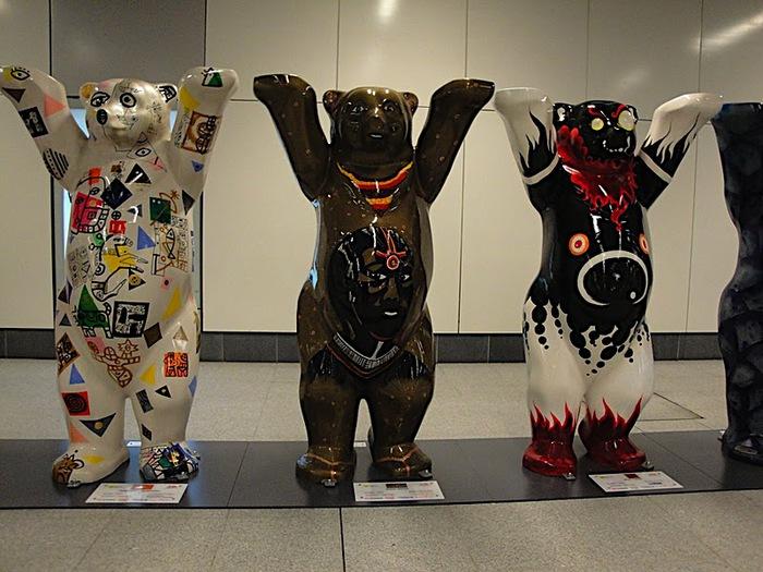 Выставка медведей в Берлине-2010 89040