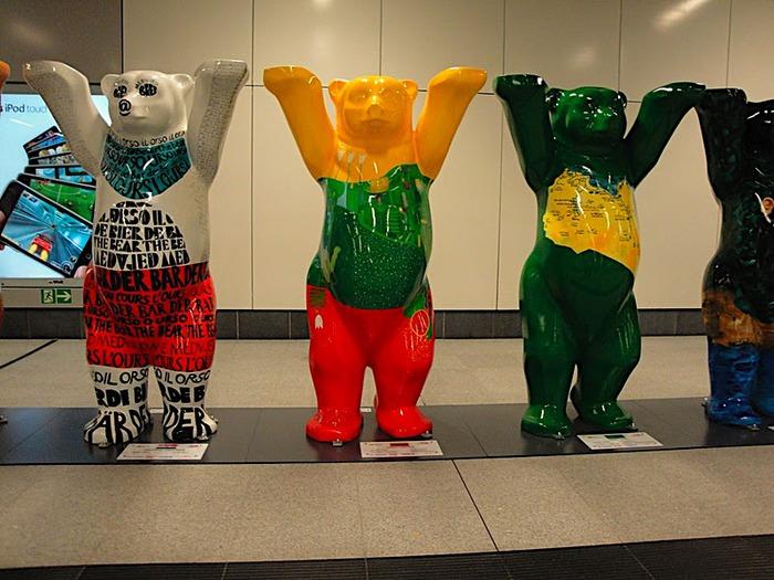 Выставка медведей в Берлине-2010 87075