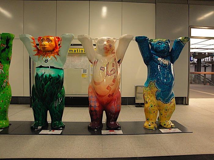 Выставка медведей в Берлине-2010 12386