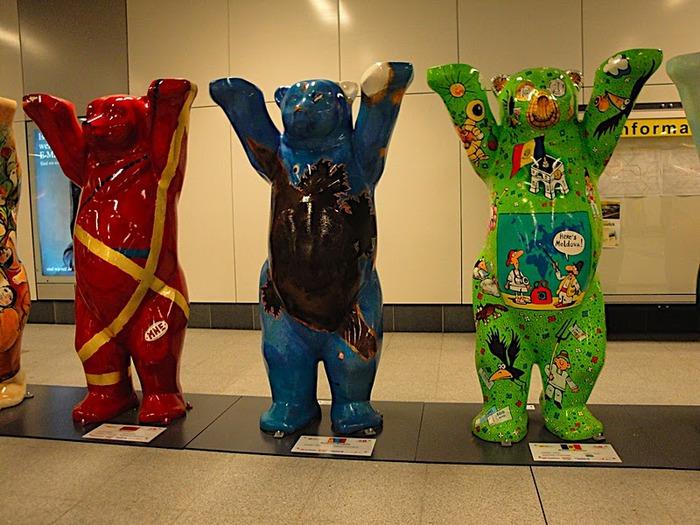 Выставка медведей в Берлине-2010 64701