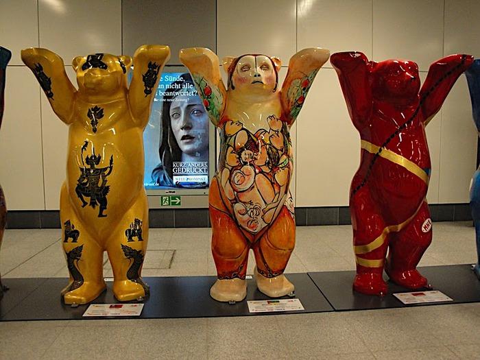Выставка медведей в Берлине-2010 43850