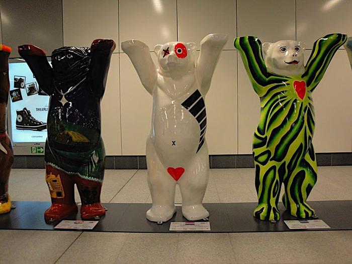 Выставка медведей в Берлине-2010 46029