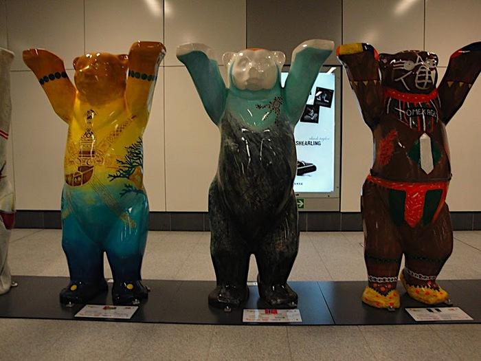Выставка медведей в Берлине-2010 92904