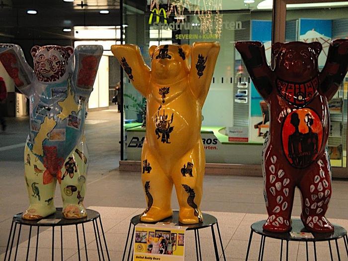 Выставка медведей в Берлине-2010 87552