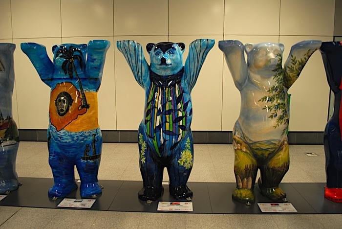 Выставка медведей в Берлине-2010 40219