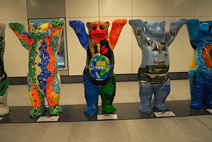 Выставка медведей в Берлине-2010 75467