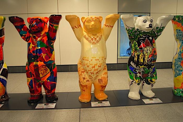 Выставка медведей в Берлине-2010 55981
