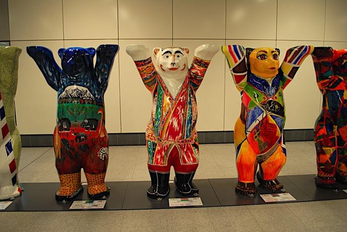 Выставка медведей в Берлине-2010 57555
