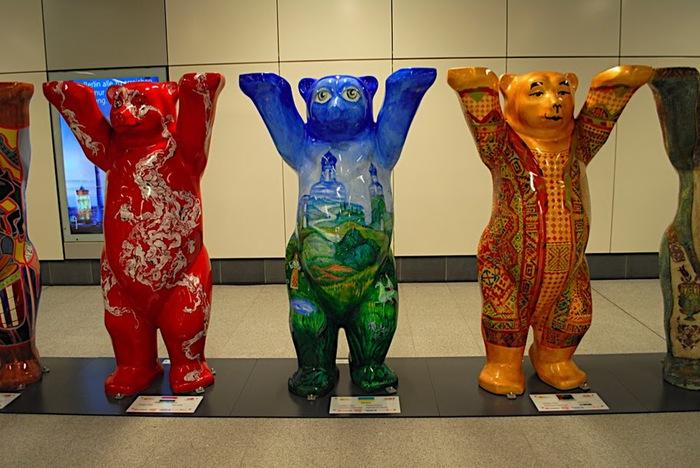 Выставка медведей в Берлине-2010 46245