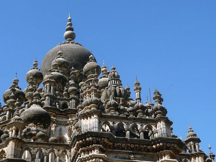 древний Джунагадх - Junagadh (Gujarat). 38000